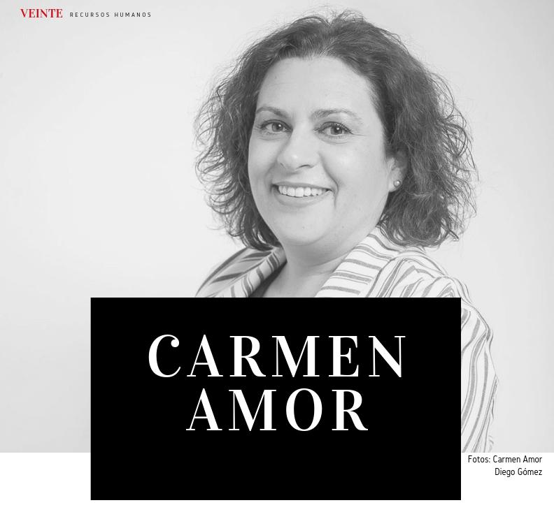 Carmen Amor Formacion