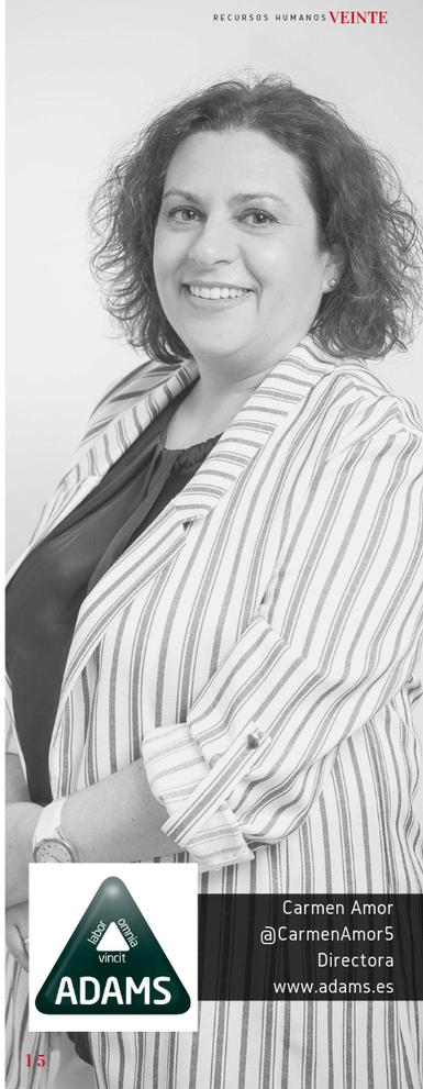 Carmen Amor Directora Adams