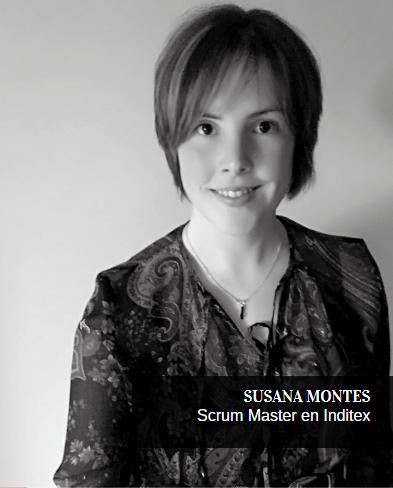 Susana Montes Scrum Master en Inditex