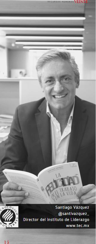 Santigo Vázquez Liderazgo