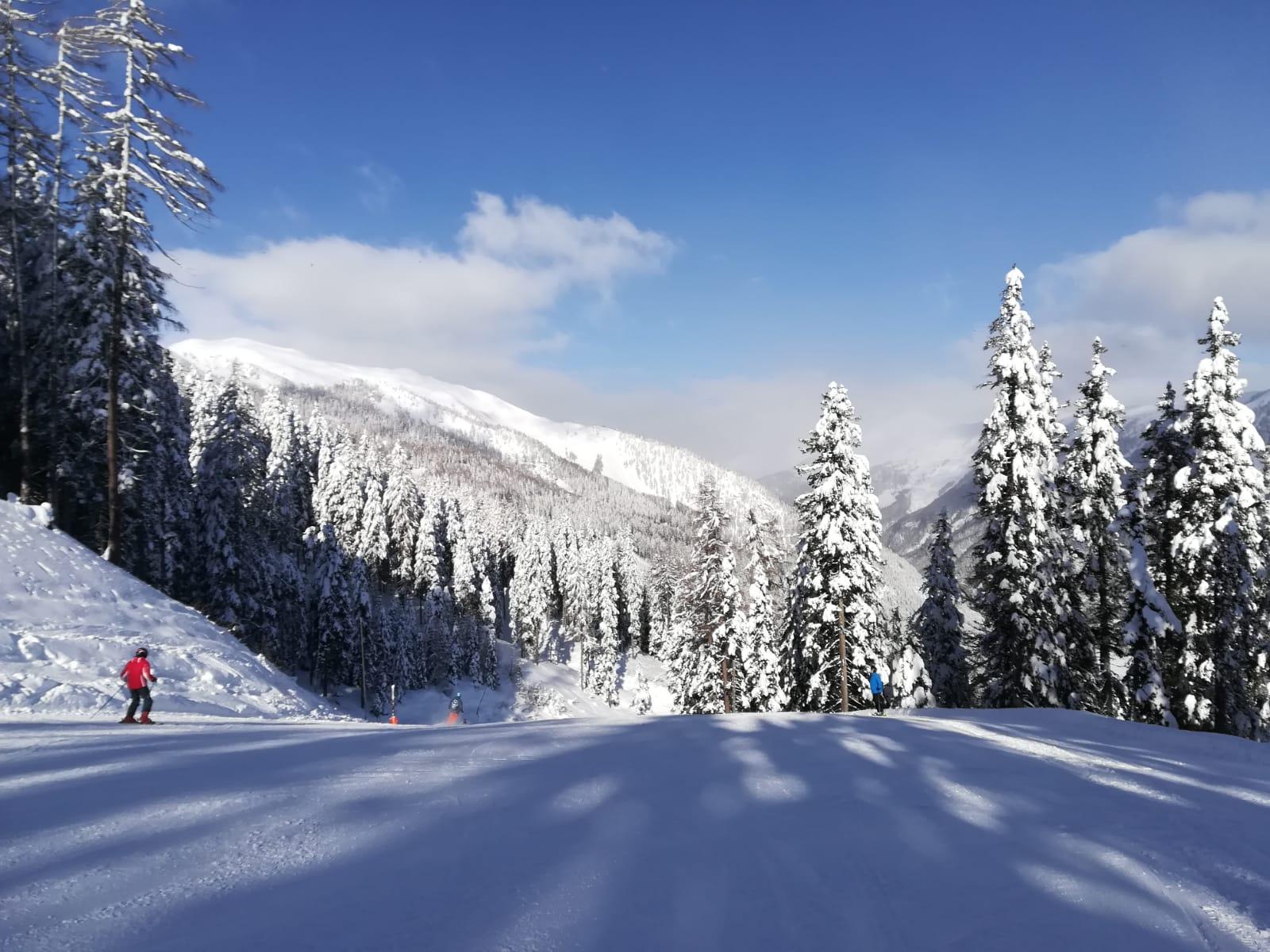 Skigebiet Speiereck