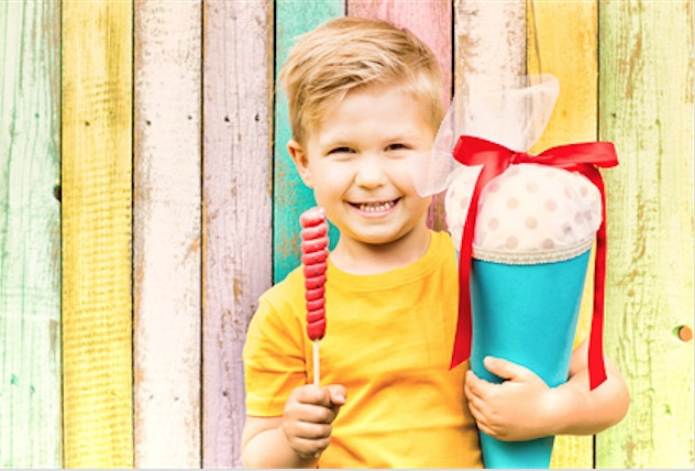 Tipp 4: Zuckertütenfest. Buntes Einschulungsprogramm mit Max & Tini, Hüpfburgparade, Kaffee, Kuchen uvm. Eintritt: Erwachsene: 9,50 €, Kinder: 6,50 €. Wann? Sa, 10.8., 14 bis 19 Uhr. Wo? Villa Pelikan, Hellersdorfer Straße 27 © drubig-photo - Fotolia.com