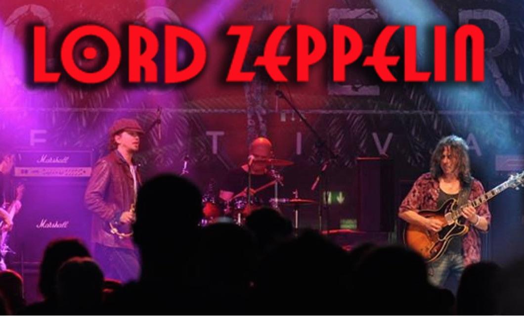 Sa, 15.02., 21 Uhr: Lord Zeppelin live in der Kiste (Heidenauer Straße 10)