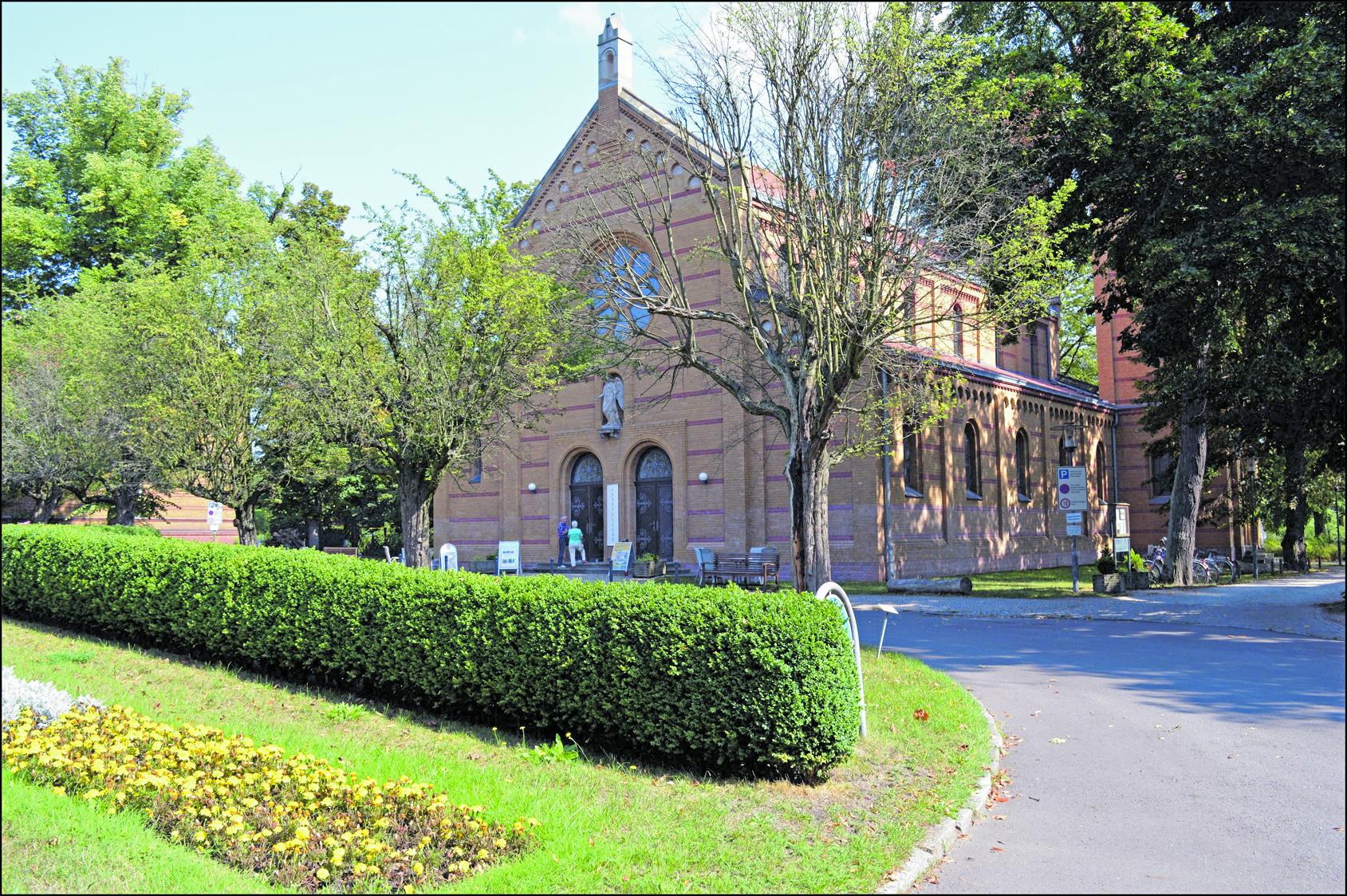 So, 22.08. | ab 17.00 Uhr: Sommerliches Vogelkonzert | Krankenhauskirche im Wuhlgarten | Brebacher Weg 15
