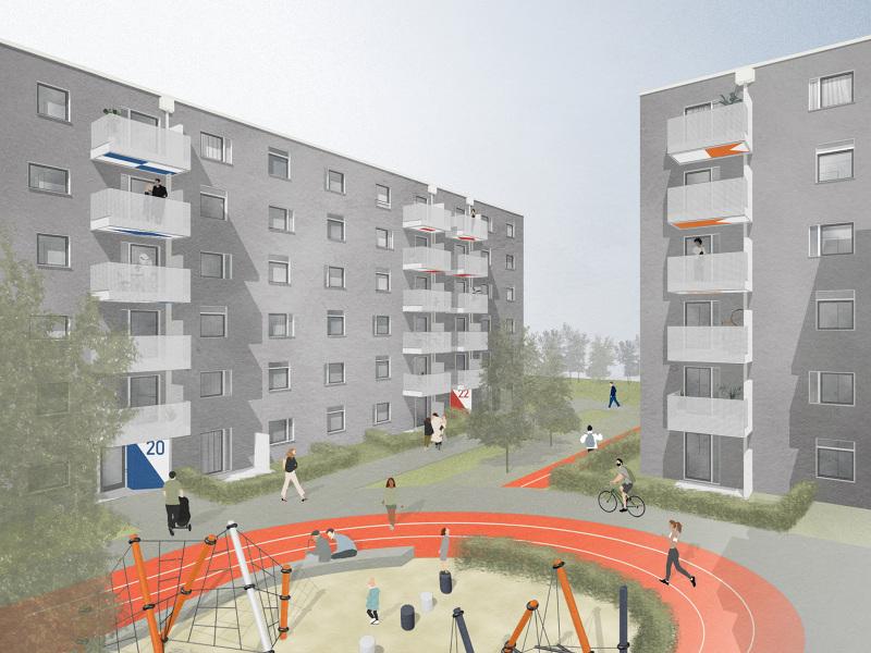 © MARS Architekten, Locodrom Landschaftsarchitekten