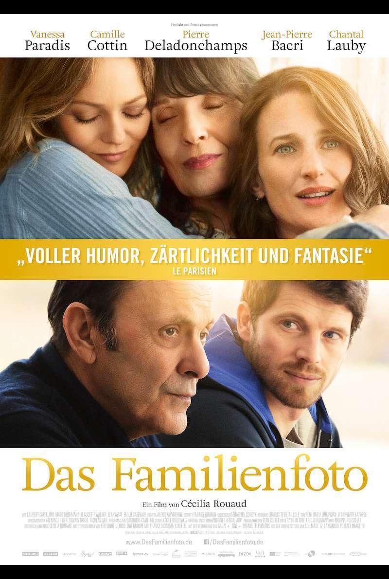 """Fr, 28. Juni, 20.15 Uhr: Im Kino Kiste läuft die französische Tragikomödie """"Das Familienfoto"""" mit Vanessa Paradis, Camille Cottin und Chantal Lauby. Eintritt: 7 €. Ort: Heidenauer Straße 10"""