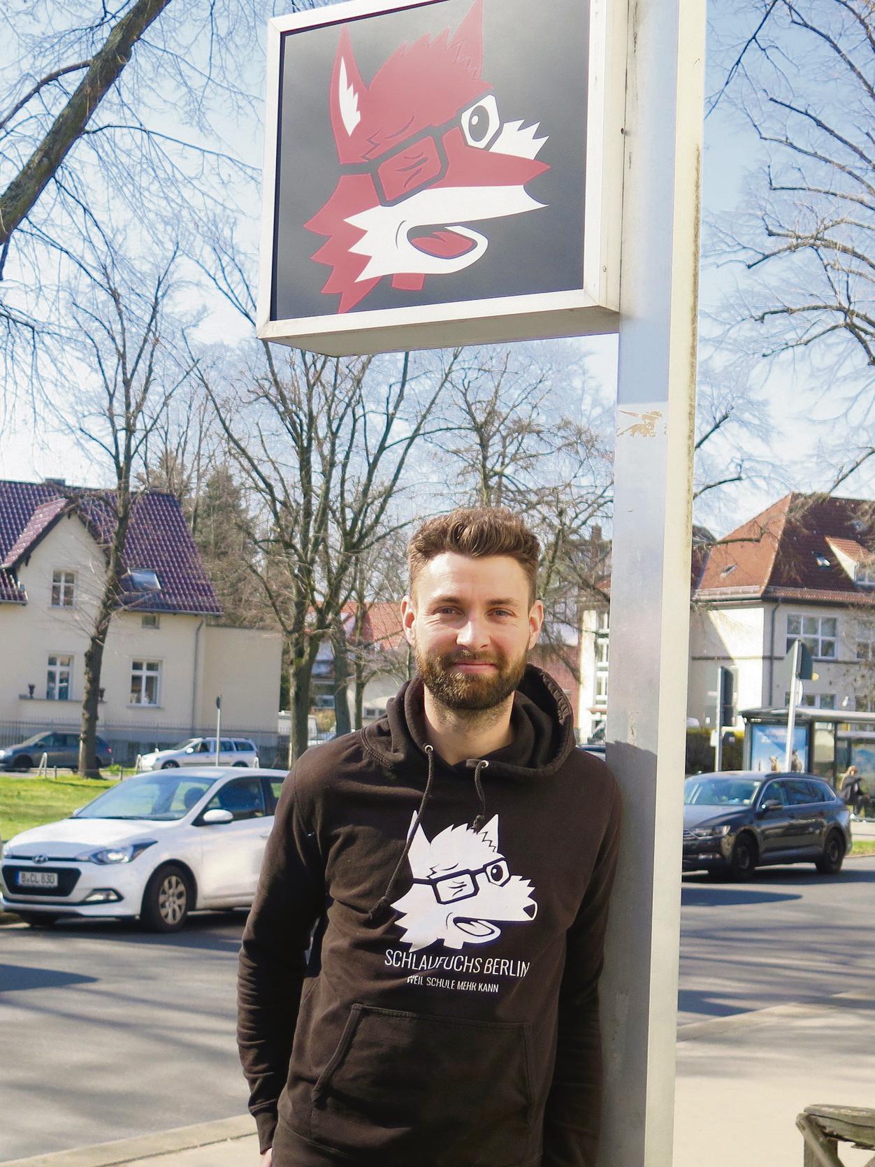 Alexander Möller, Schlaufuchs Berlin