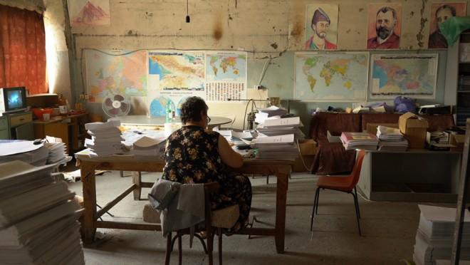 Tipp 5: Die Landkartenfabrik als Unterkunft für Geflüchtete. Film und Vortrag, Eintritt frei. Wann? Sa, 10.8., 18 Uhr. Wo? Place Internationale, Brachfläche am U-Bhf. Cottbusser Platz
