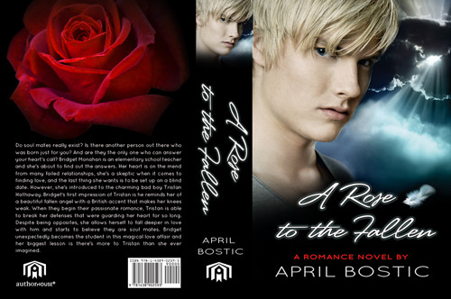 """A Rose to the Fallen"" by April Bostic"