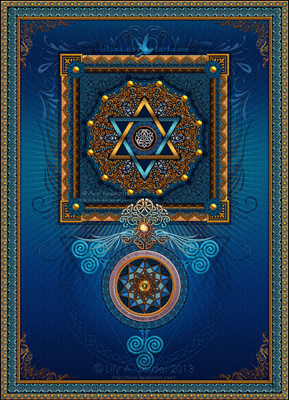 """""""Ascension"""" - Available - Bookcover for sagas and fairytales"""