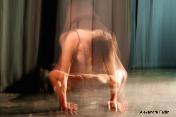 Danse contemporaine avec la Compagnie DyProcess