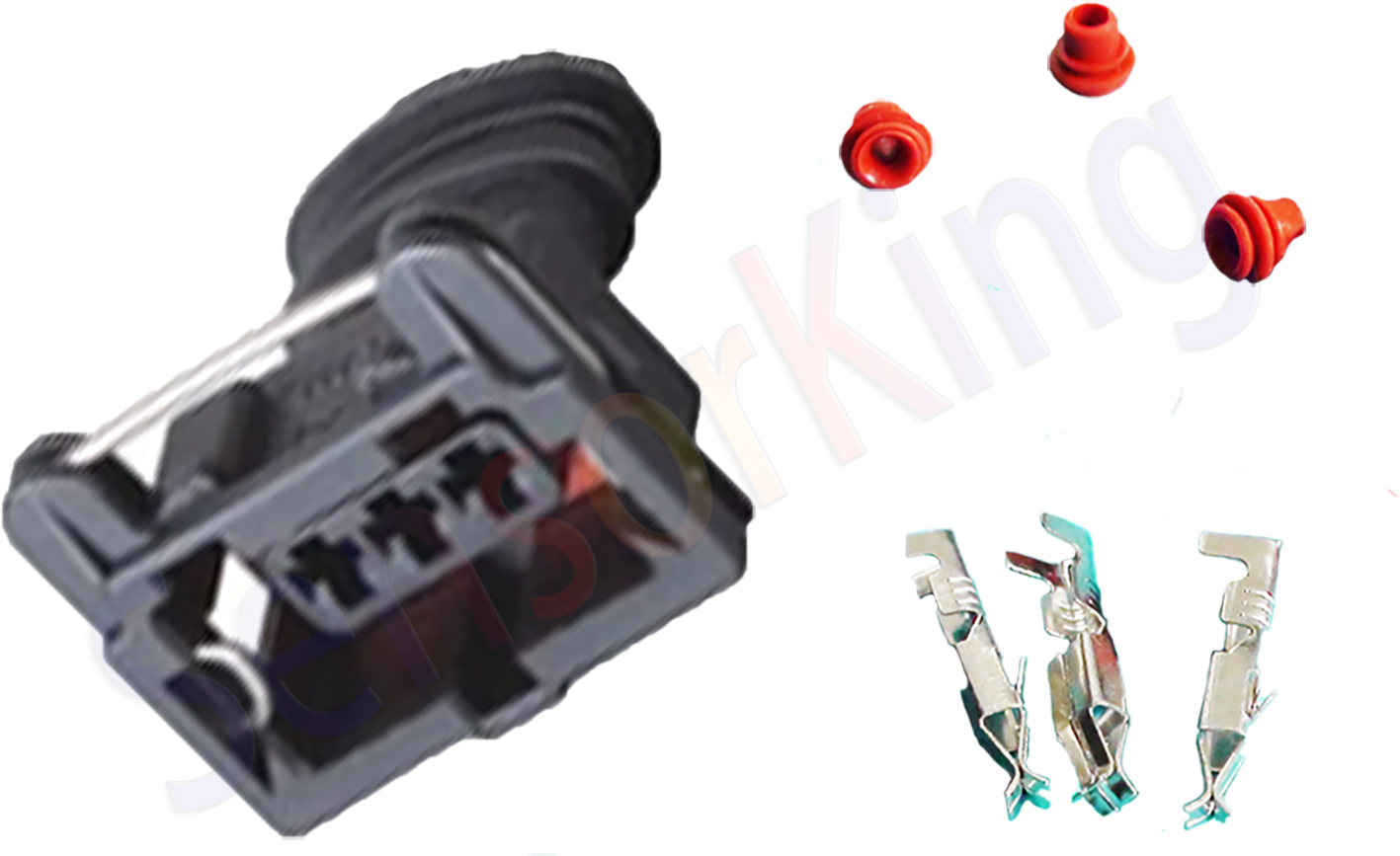 Stecker Sortiment Keenso 380 stk Steckergeh/äuse Elektrische Drahtklemmen Stecker Bullet Terminal Connector Sortiment Kit f/ür Motorrad Boote 40 S/ätze 2,8mm 2 3 4 6 Pin Auto Fahrrad