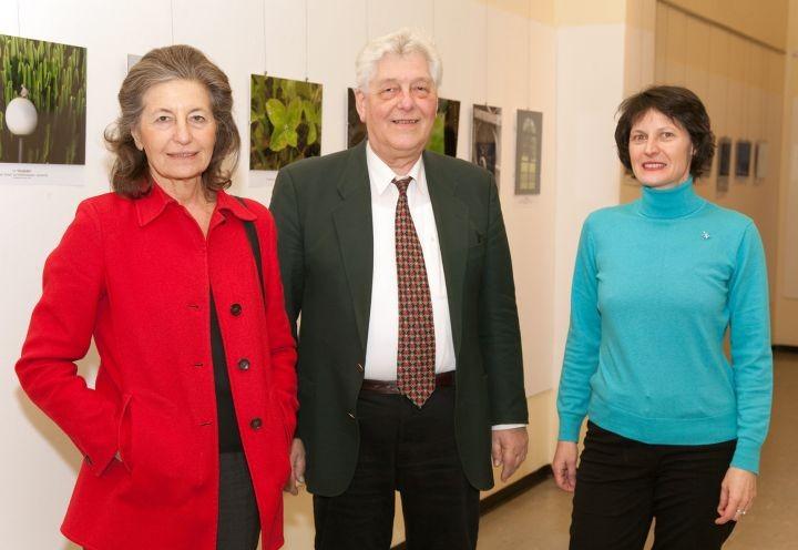Cecily Corti, ML Paul Katt und Stefanie Grüssl