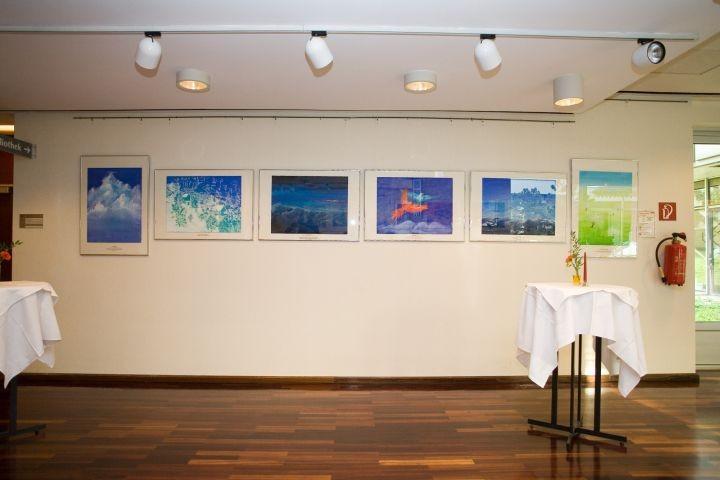 Ausstellung in den Räumlichkeiten der WKO (Fotos Thule G. Jug)