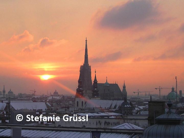 17 Morgensonnenstrahl im Winter