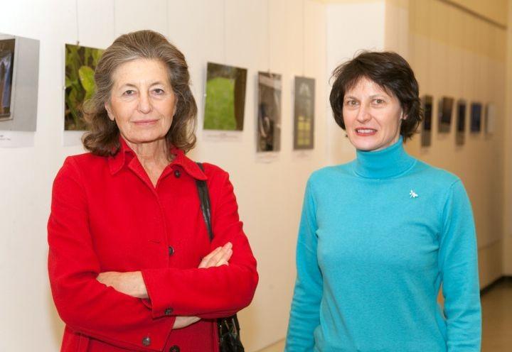 Cecily Corti und Stefanie Grüssl