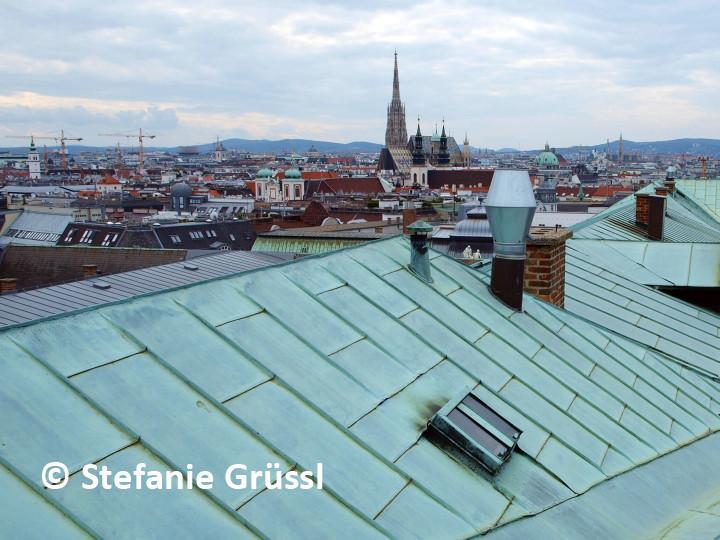 12 Über den Dächern des Regierungsgebäudes