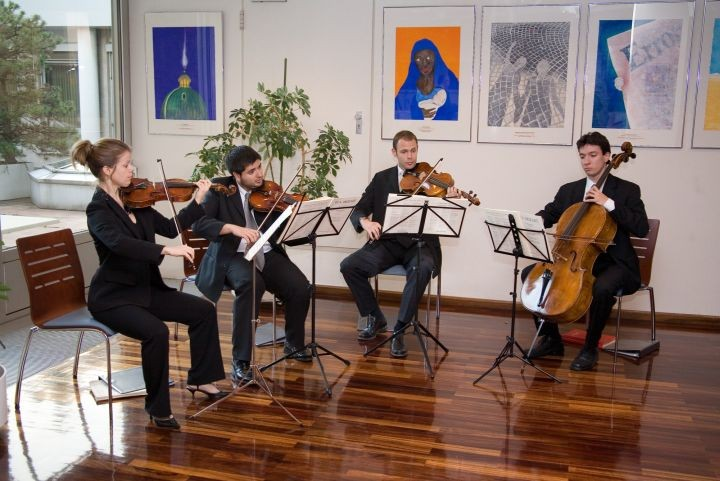 Quartetto Accento di Vienna
