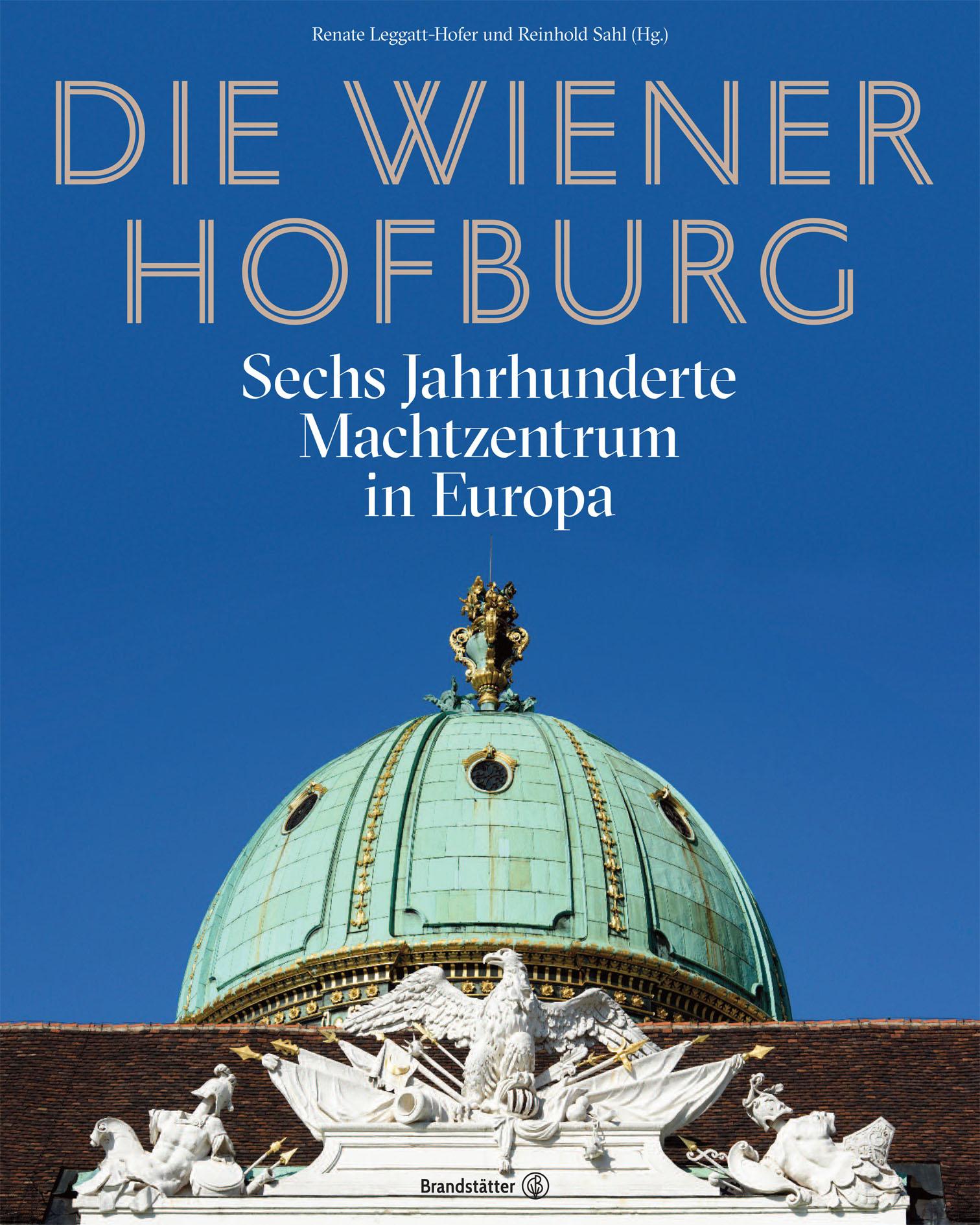 """Cover """"Die Wiener Hofburg"""""""