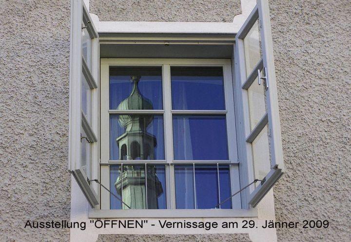 """""""Öffnen"""" - Titel und Motto der Ausstellung (Fotos: Thule G. Jug)"""