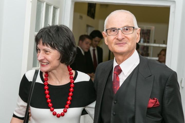 Ehepaar Grüssl