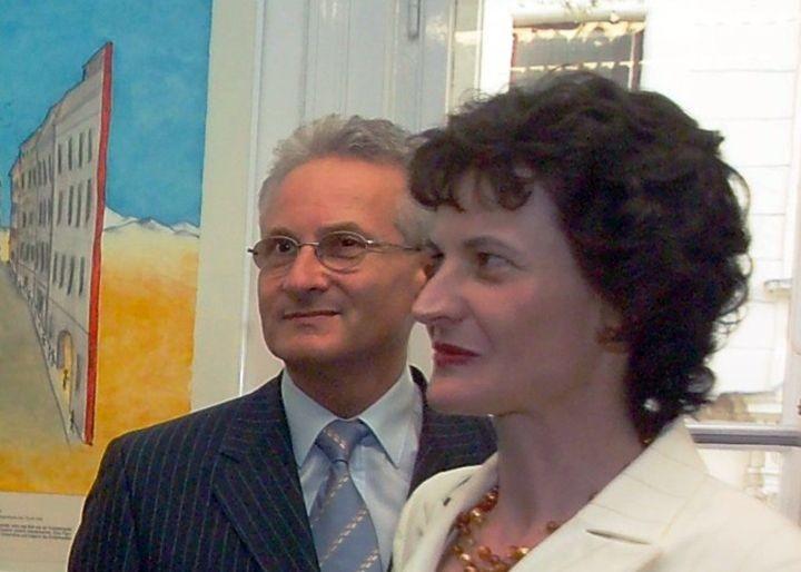 Gerald und Stefanie Grüssl