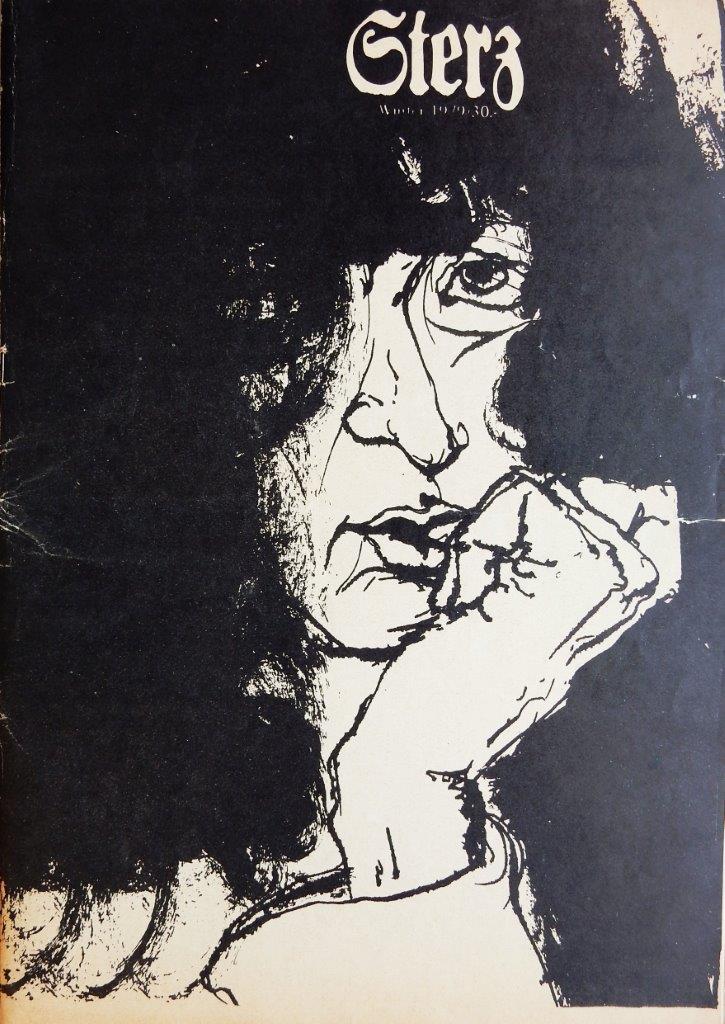 Cover Sterz 11, (Grafik Gerald Brettschuh)