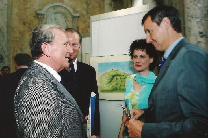 Kurt Mrkwicka, Grüssl, BM Bartenstein