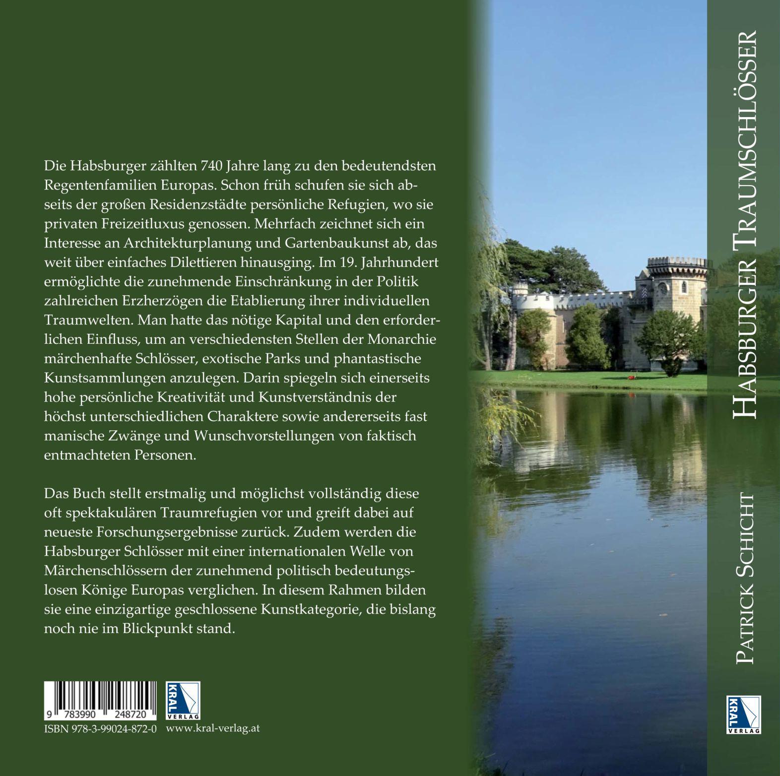 Cover Rückseite, mit Buchrücken