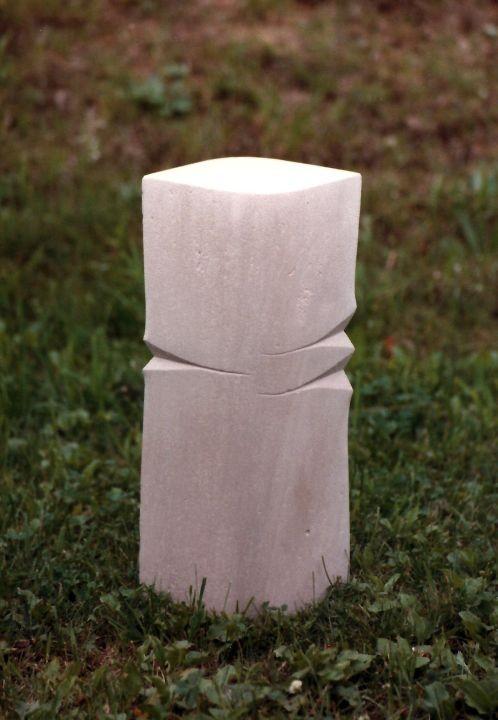 Plastik, Sandstein, 1983