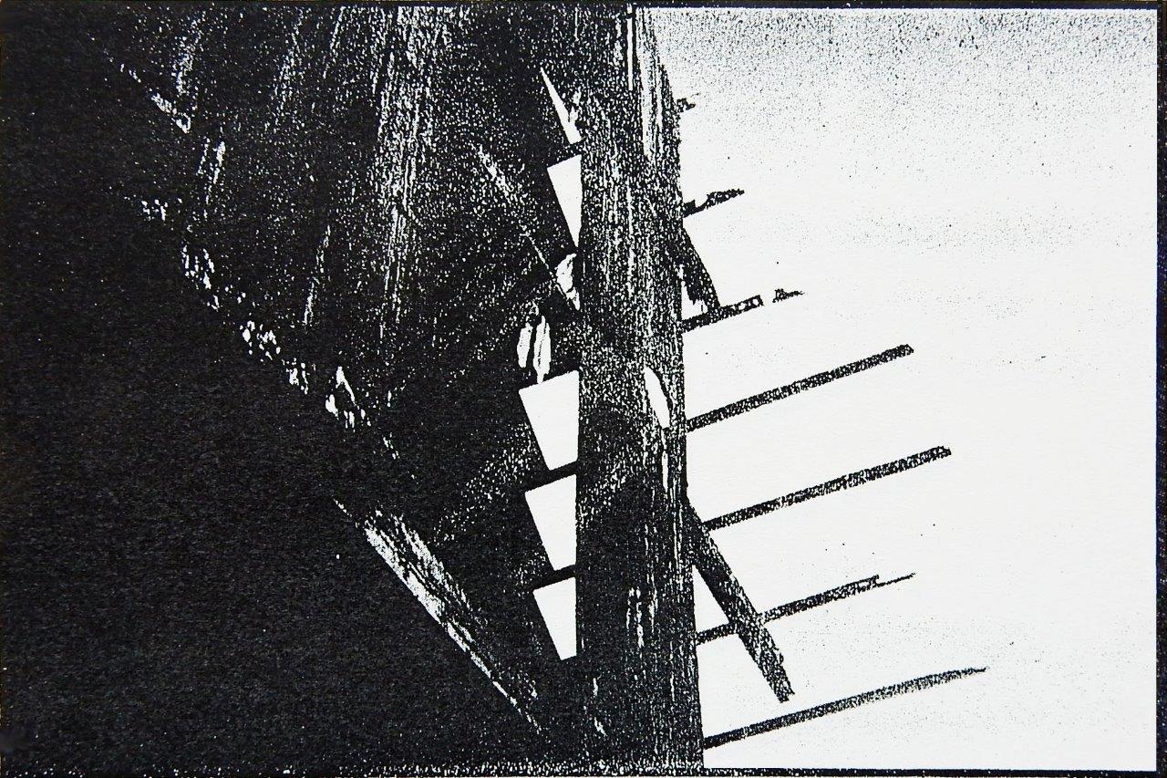Sich ich auflösendes Dach 1, © Stefanie Grüssl