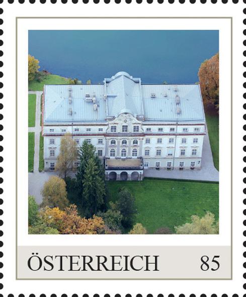 Einzelmarkenmotiv Schloss Leopoldskron, Salzburg