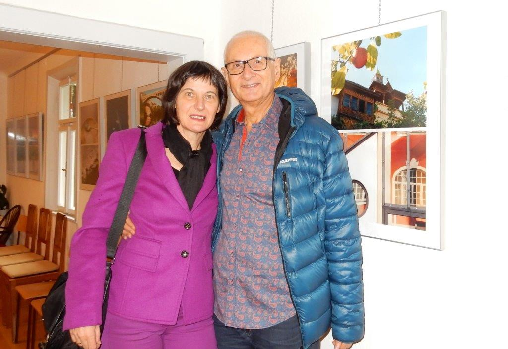 Stefanie und Gerald Grüssl