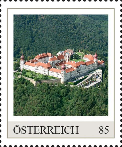 Einzelmarkenmotiv Stift Göttweig, Niederösterreich
