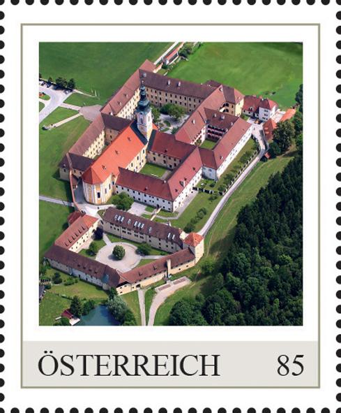 Einzelmarkenmotiv Stift Rein bei Graz, Steiermark