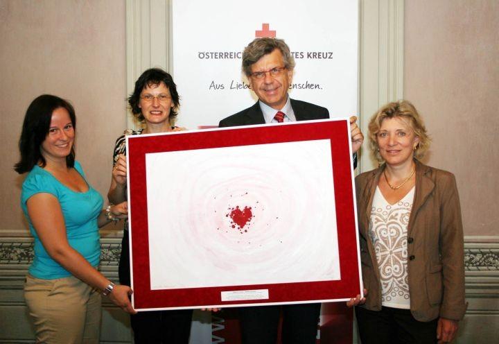 Mag. Maria Kral, Mag. Stefanie Grüssl,  Dr. Werner Kerschbaum, Dr. Eva Menichetti