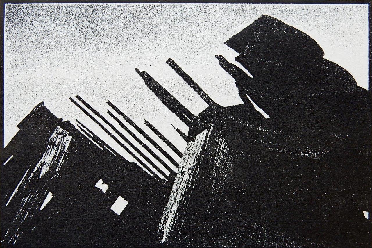 sich auflösendes Dach 2 © Stefanie Grüssl