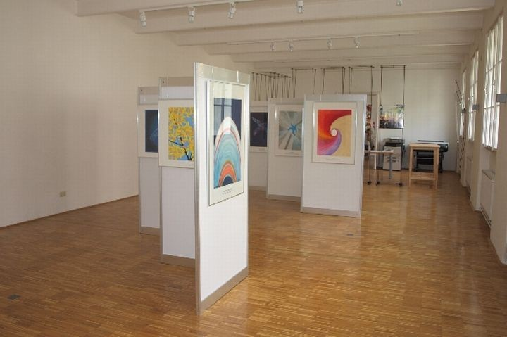 Ausstellung im IIID-Space