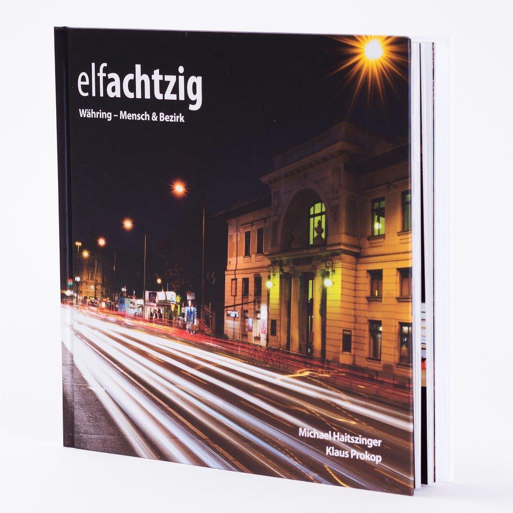 Buch Elfachtzig von Michael Haitszinger und Klaus Prokop