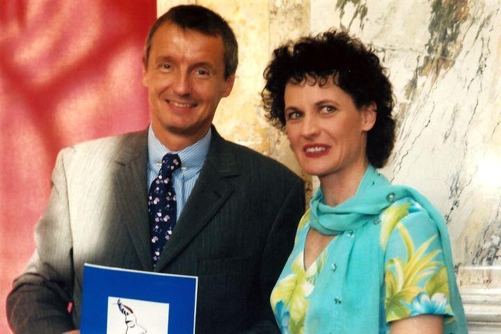 BM Dr. Bartenstein, Stefanie Grüssl