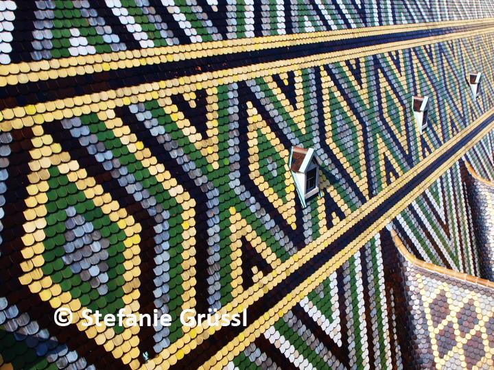 16 Dachfläche vom Stephansdom
