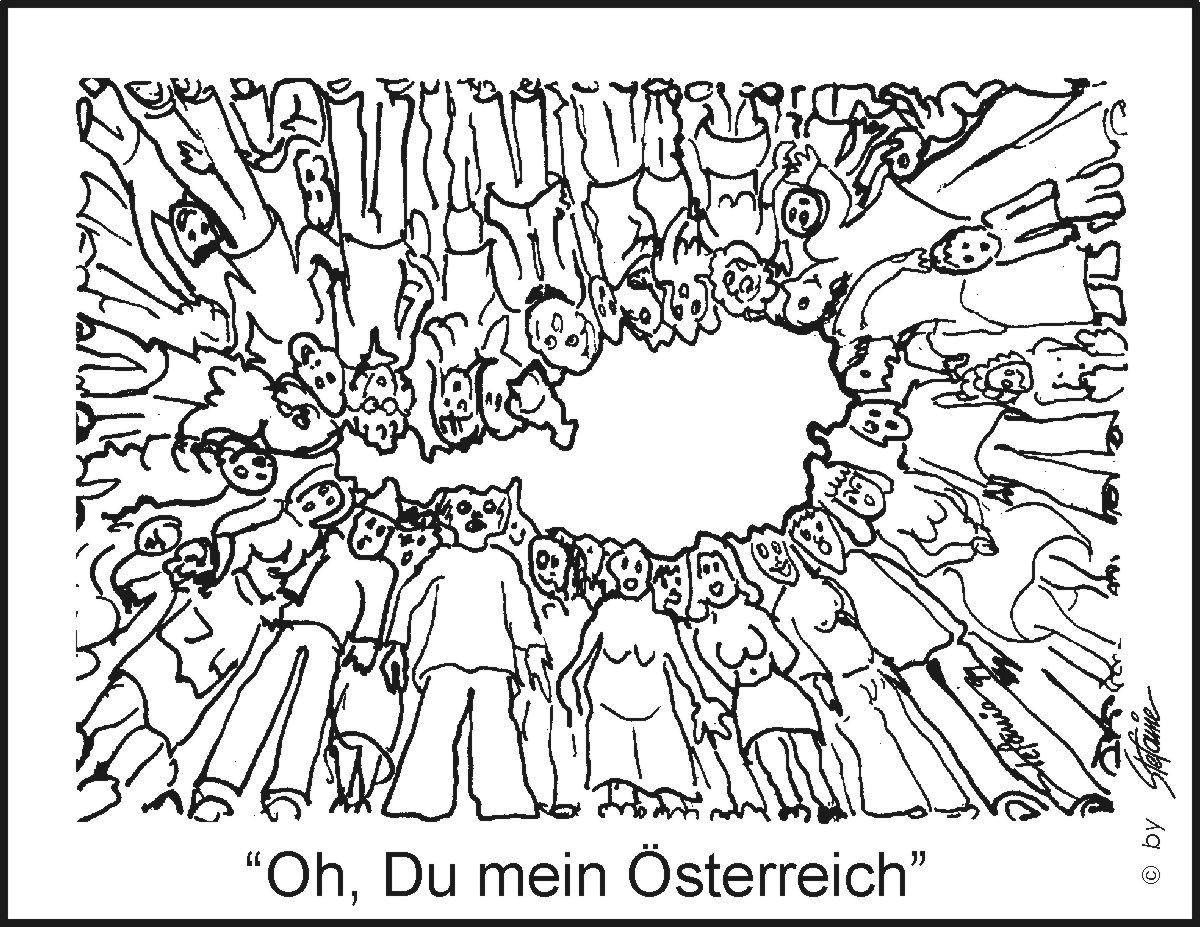 """""""Oh du mein Österreich!"""" © Stefanie Grüssl"""