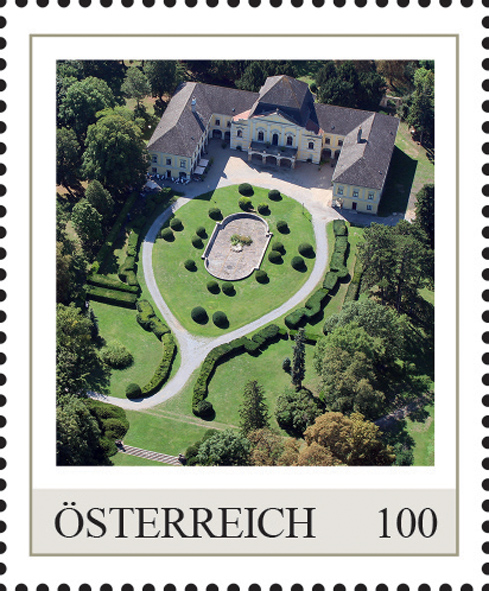 Einzelmarkenmotiv Neues Schloss Kittsee, Burgenland