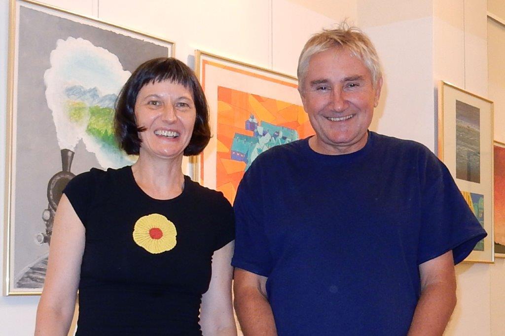 Stefanie Grüssl, Günter Meissner