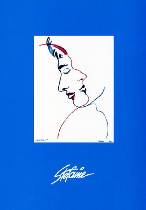 "Katalog 2001, Coverbild: ""Liebesmacht"""