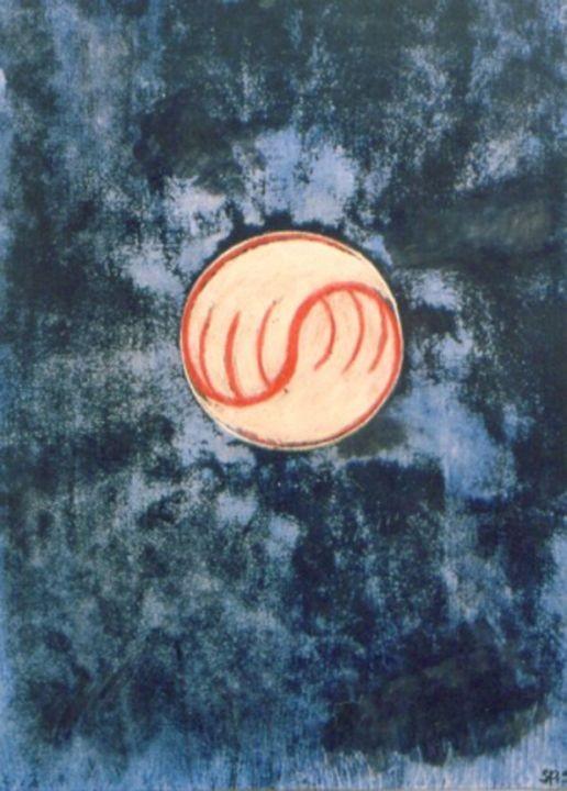 """""""Mond""""       (c) Stefanie Grüssl"""