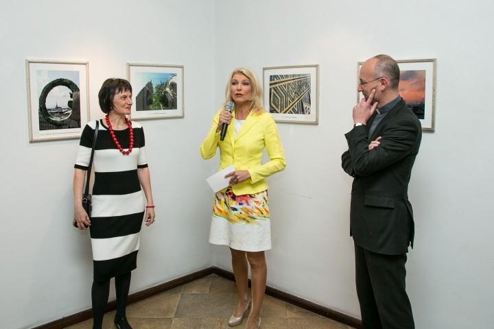 Eröffnung der Ausstellung