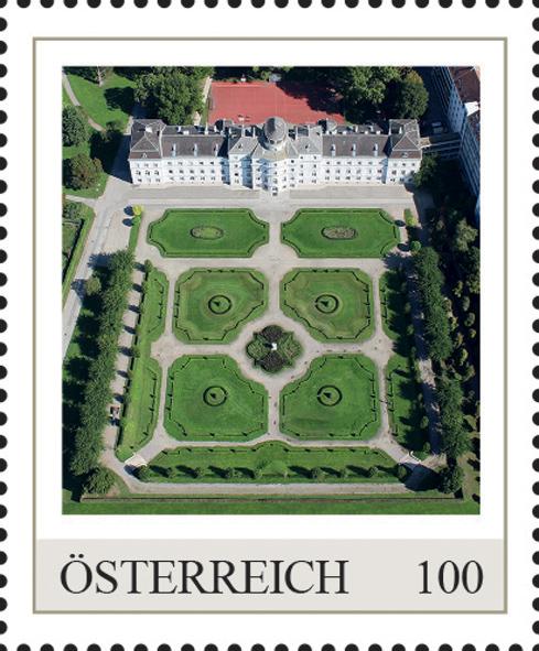 Einzelmarkenmotiv Palais Augarten, Wien