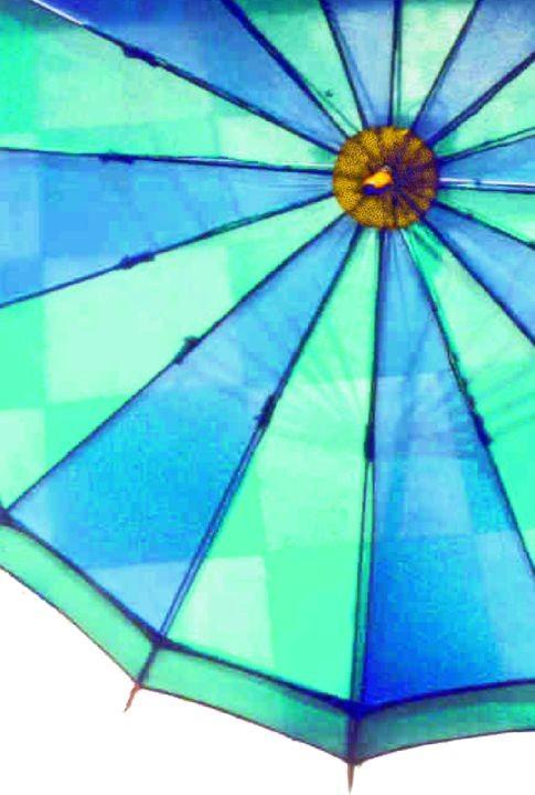 Regenschirmbespannung