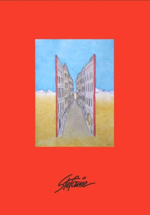 """Katalog 2004, Coverbild: """"Scheinwelten"""""""